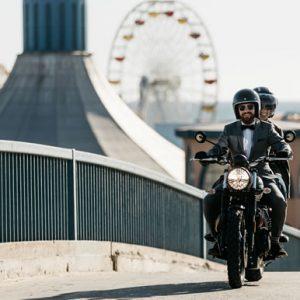 トライアンフ 2020 Distinguished Gentleman's Rideオフィシャルスポンサーを務めます